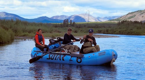 Alaska Float Fishing | Captain Experiences