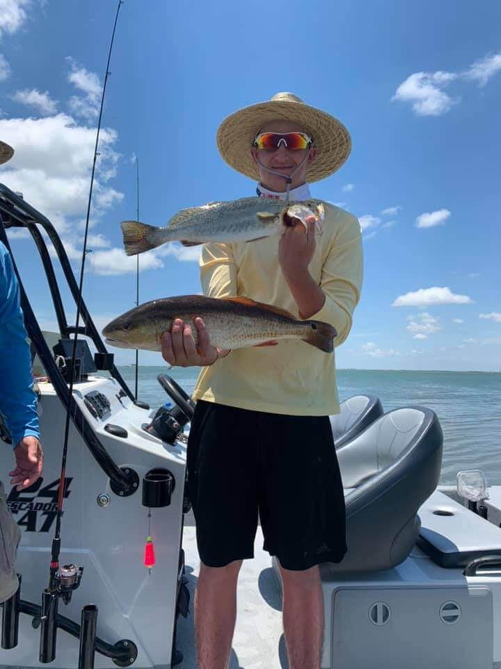 Full Day or ( Half-day AM/PM Option ) Trip - 23' Shoalwater | Captain Experiences