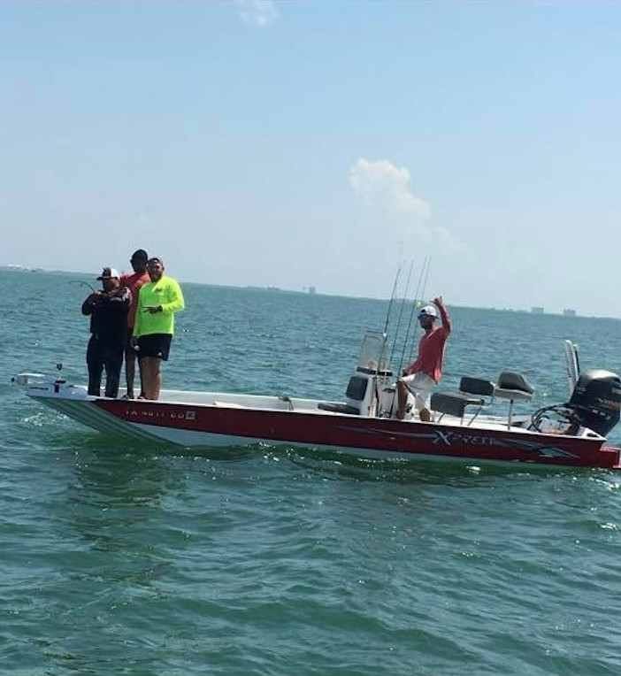 Rockport Bay Fishing - Keevin It Reel   Captain Experiences
