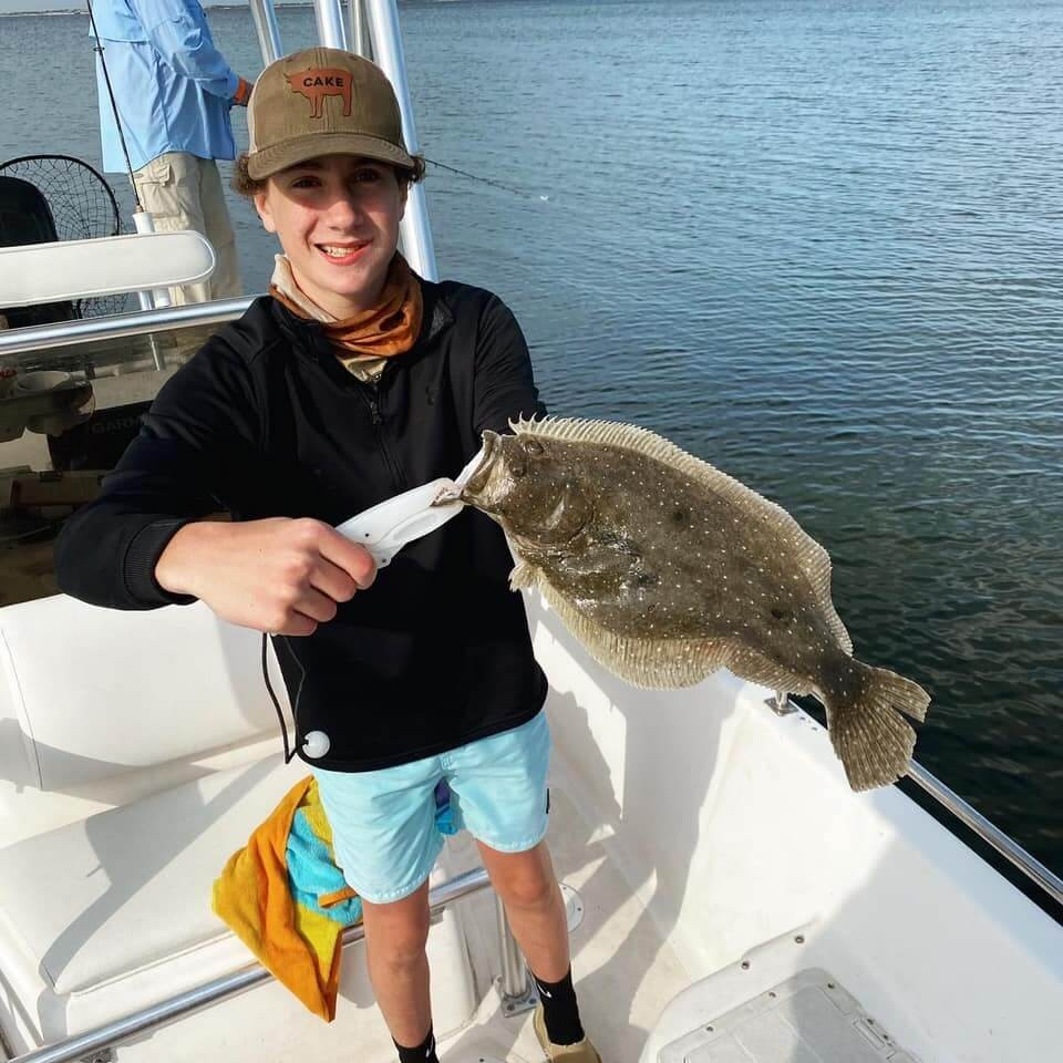 Kids Fishing Trip - 22' Sea Chaser | Captain Experiences
