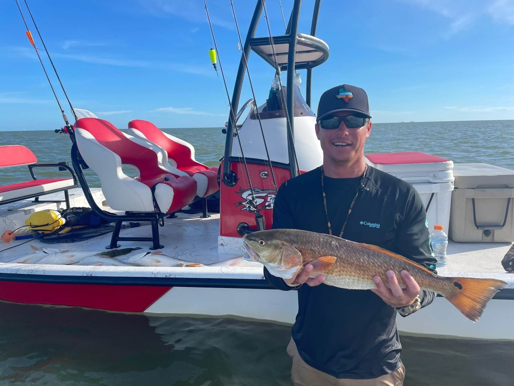 Full Day or 3/4 Day Fishing Trip - 23' Shoalwater   Captain Experiences