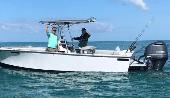 Full Day or Half-day Tarpon Fishing Trip - 23' SeaCraft center console | Captain Experiences