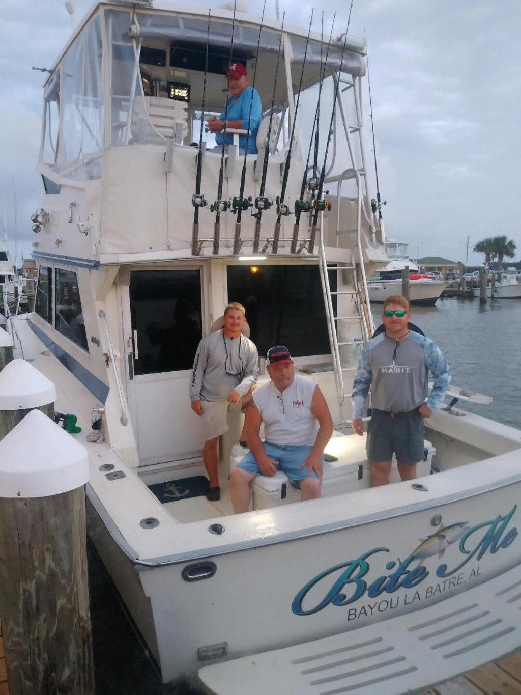 Dauphin Island Offshore Fishing | Captain Experiences