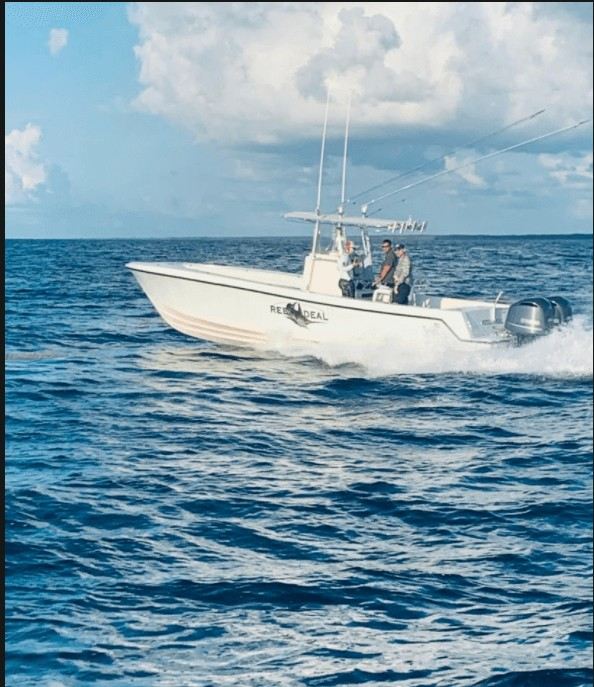 Full Day or 3/4 day Fishing Trip – Reef   Captain Experiences