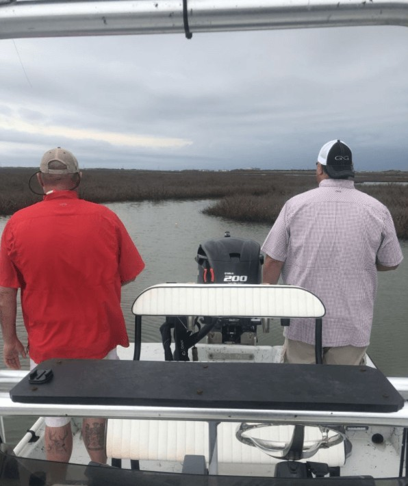 Full-Day or Half-Day Fishing Trip | Copano Cowboy | Captain Experiences
