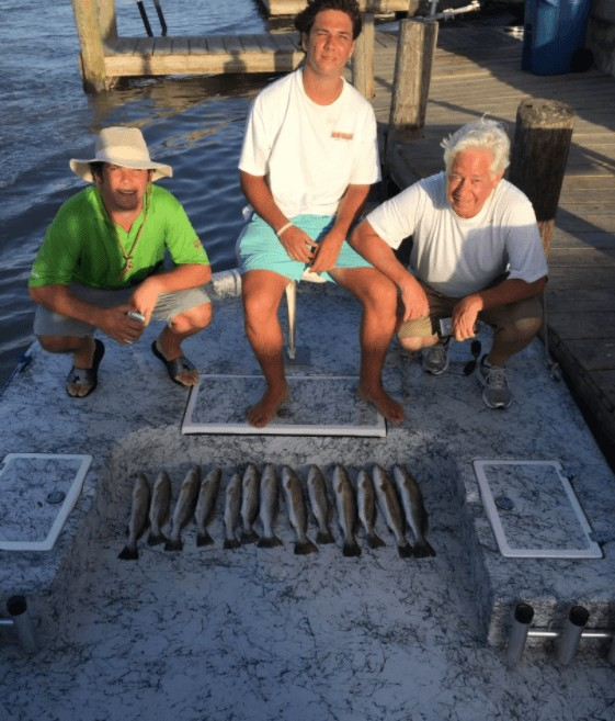 Full Day or ( Half-day AM/PM Option ) Fishing Trip - 24' Shallow Stalker Pro   Captain Experiences