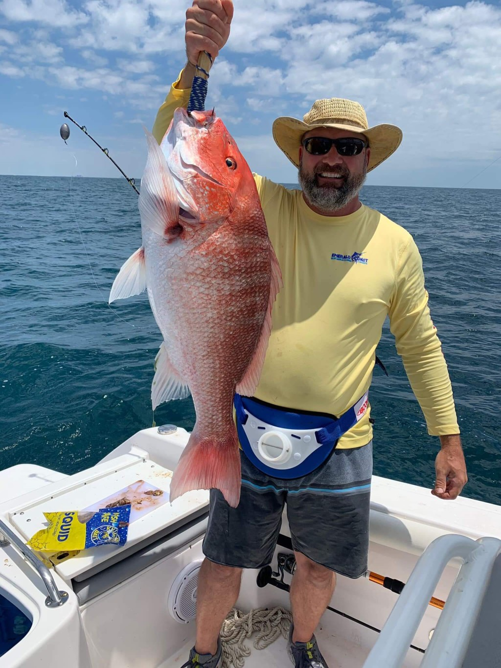 3/4 Day or Half-day Fishing Trip - 27' Sea Hunt | Captain Experiences