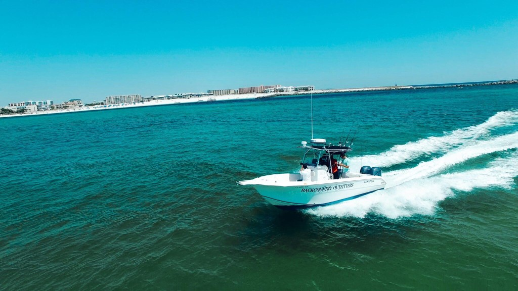 Extended, Full Day, 3/4 Day or ( Half-day AM/PM Option ) Fishing Trip - 31' Pursuit Cruiser | Captain Experiences