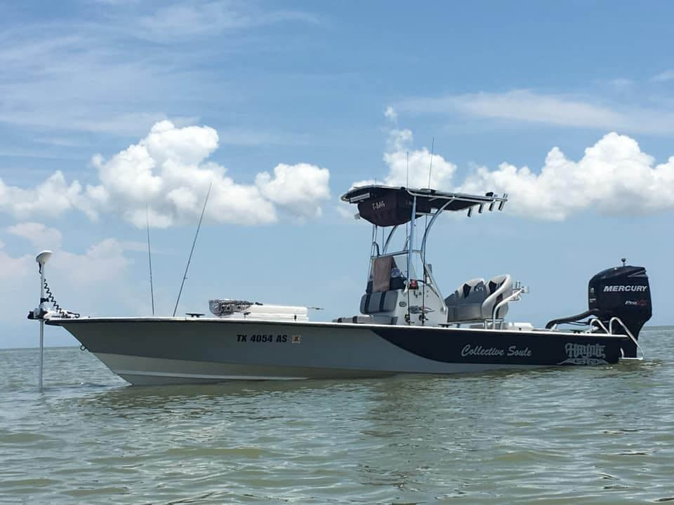 3/4 Day Fishing Trip - 24' Haynie   Captain Experiences