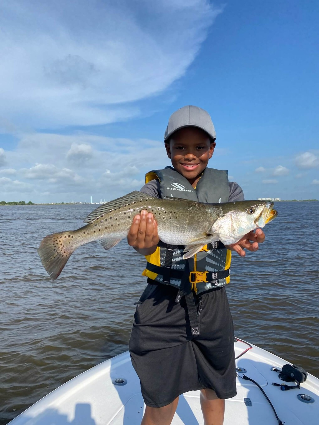 Full Day or Half-day Fishing Trip - 25' Contender   Captain Experiences