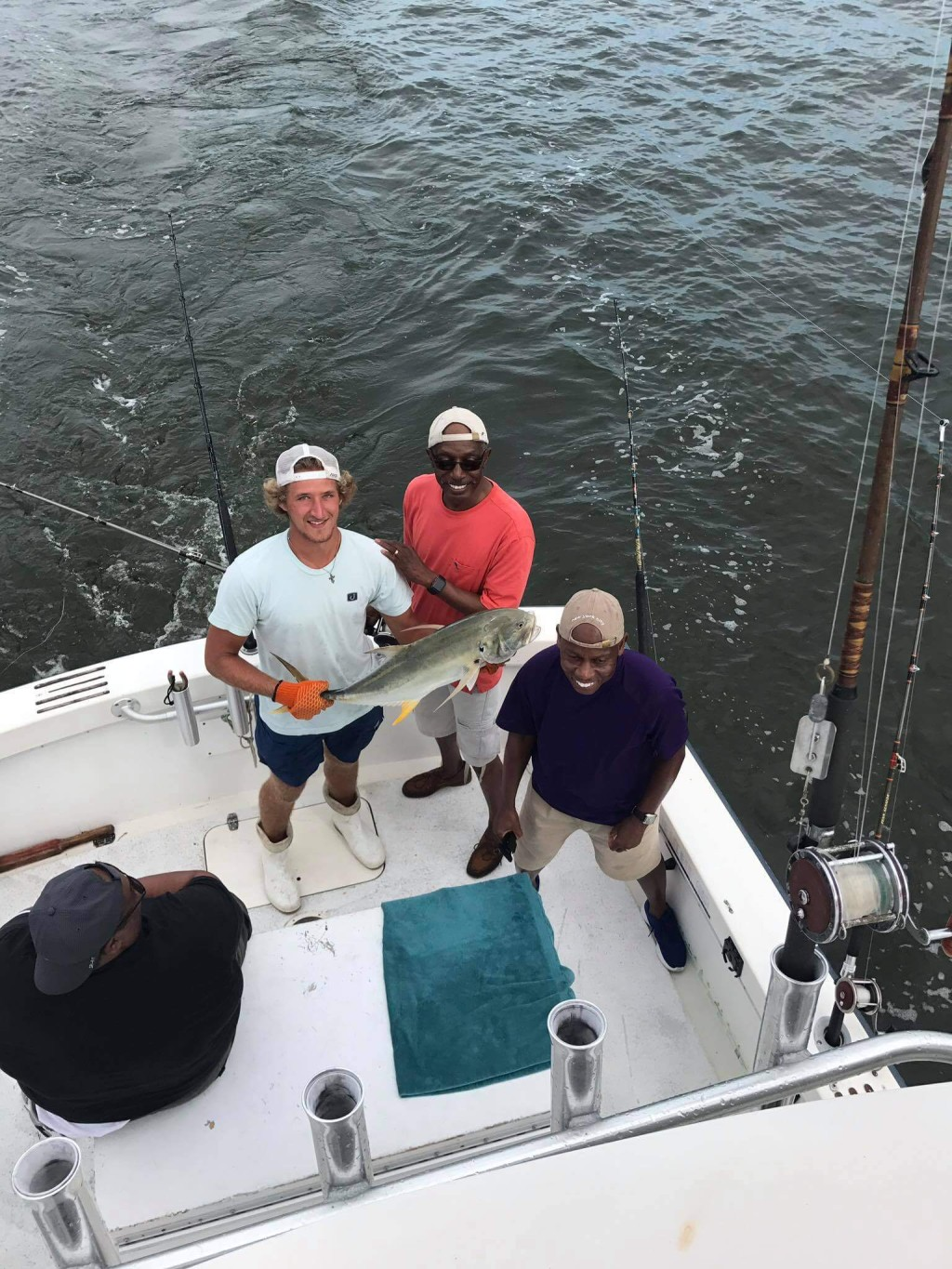 Full Day, 3/4 Day or Half-day Fishing Trip - 28' Topaz | Captain Experiences