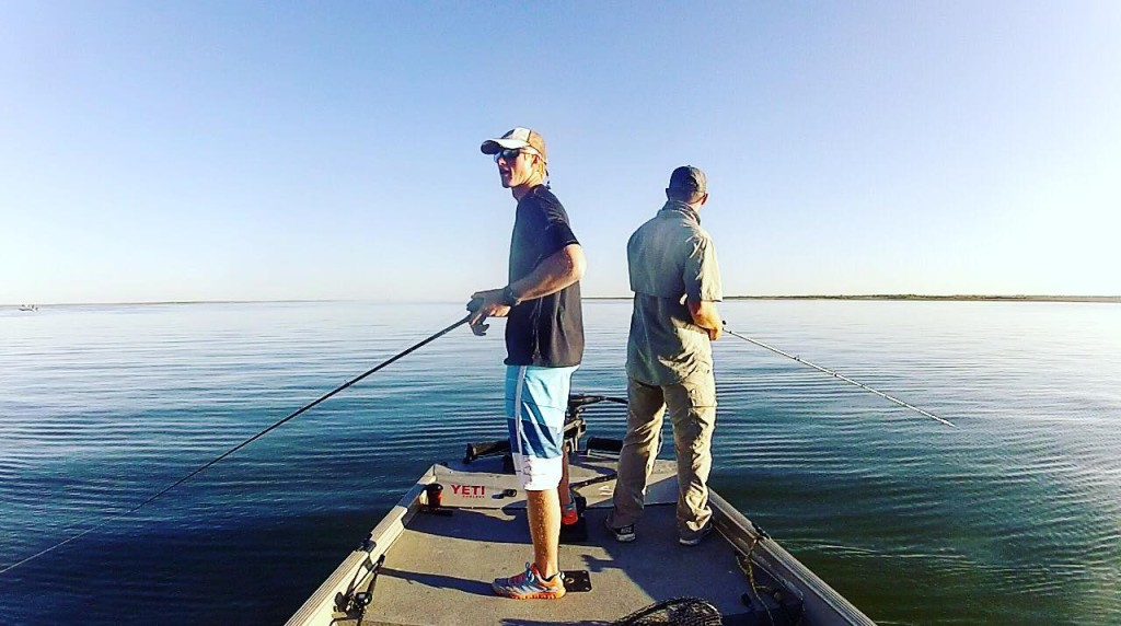 Hill Country Backcountry Bassin' | Captain Experiences