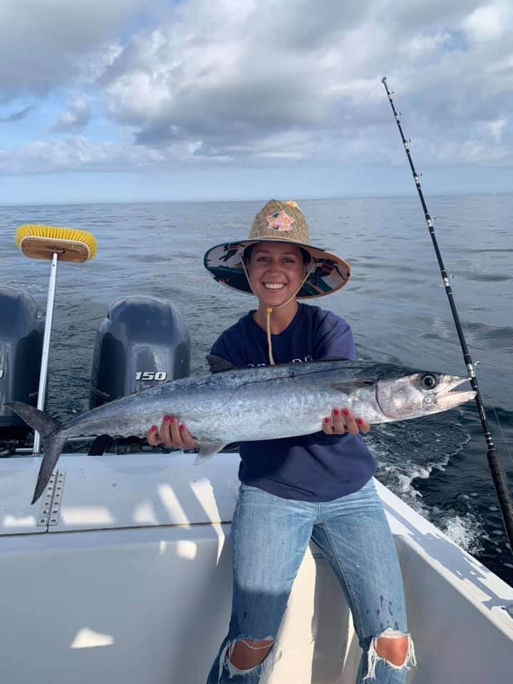 Afternoon Trolling Trip - 26' Mako | Captain Experiences