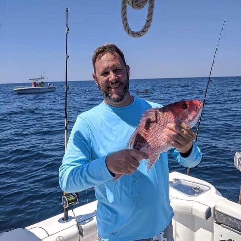 6 Hour Offshore Trolling Only - 27' Tidewater   Captain Experiences