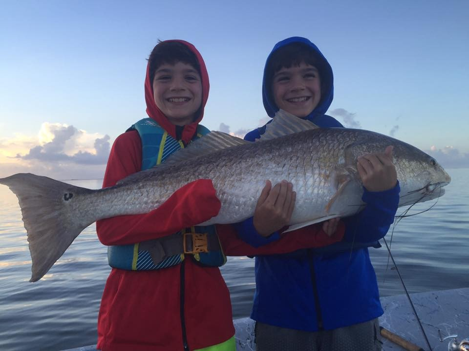 Full Day or Half-day Fishing Trip - 25' Haynie | Captain Experiences