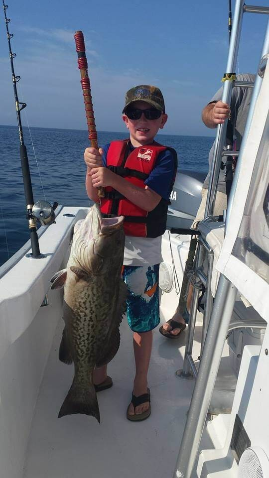 Full-Day or 3/4 Day Fishing Trip - 20' Cape Horn | Captain Experiences