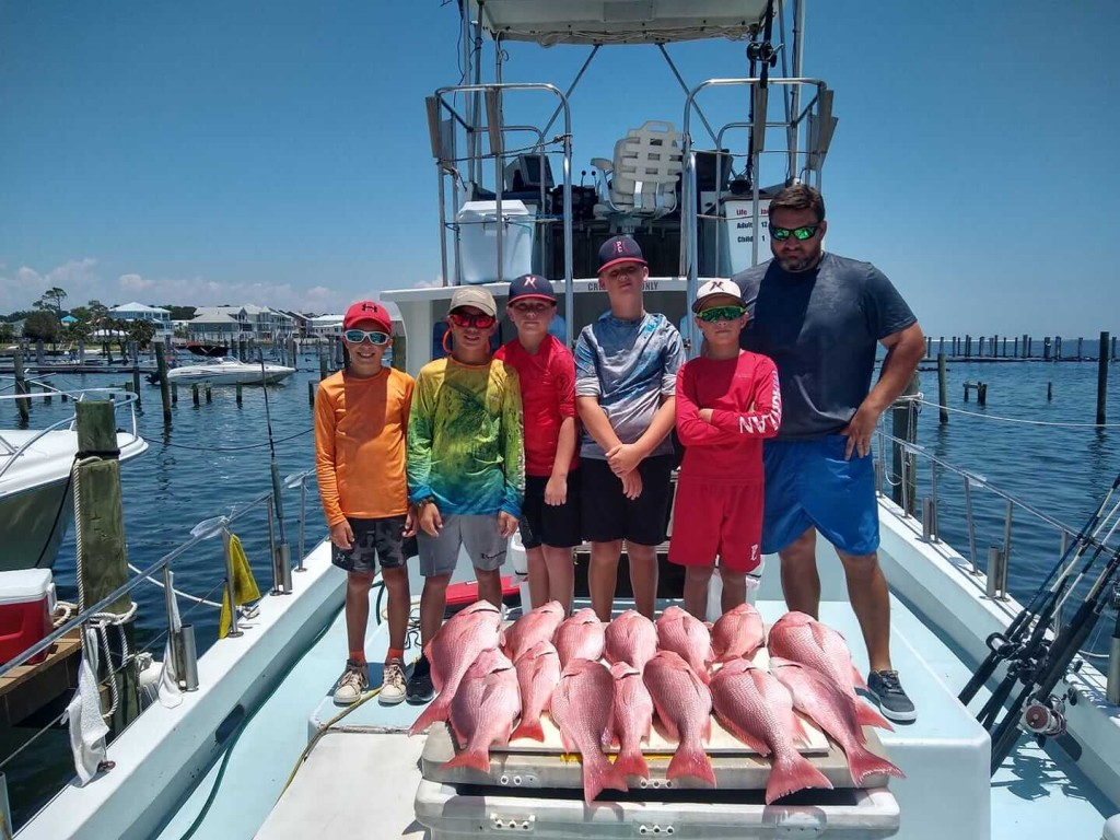 Full Day or 3/4 Day Trip - 37' Buskin   Captain Experiences