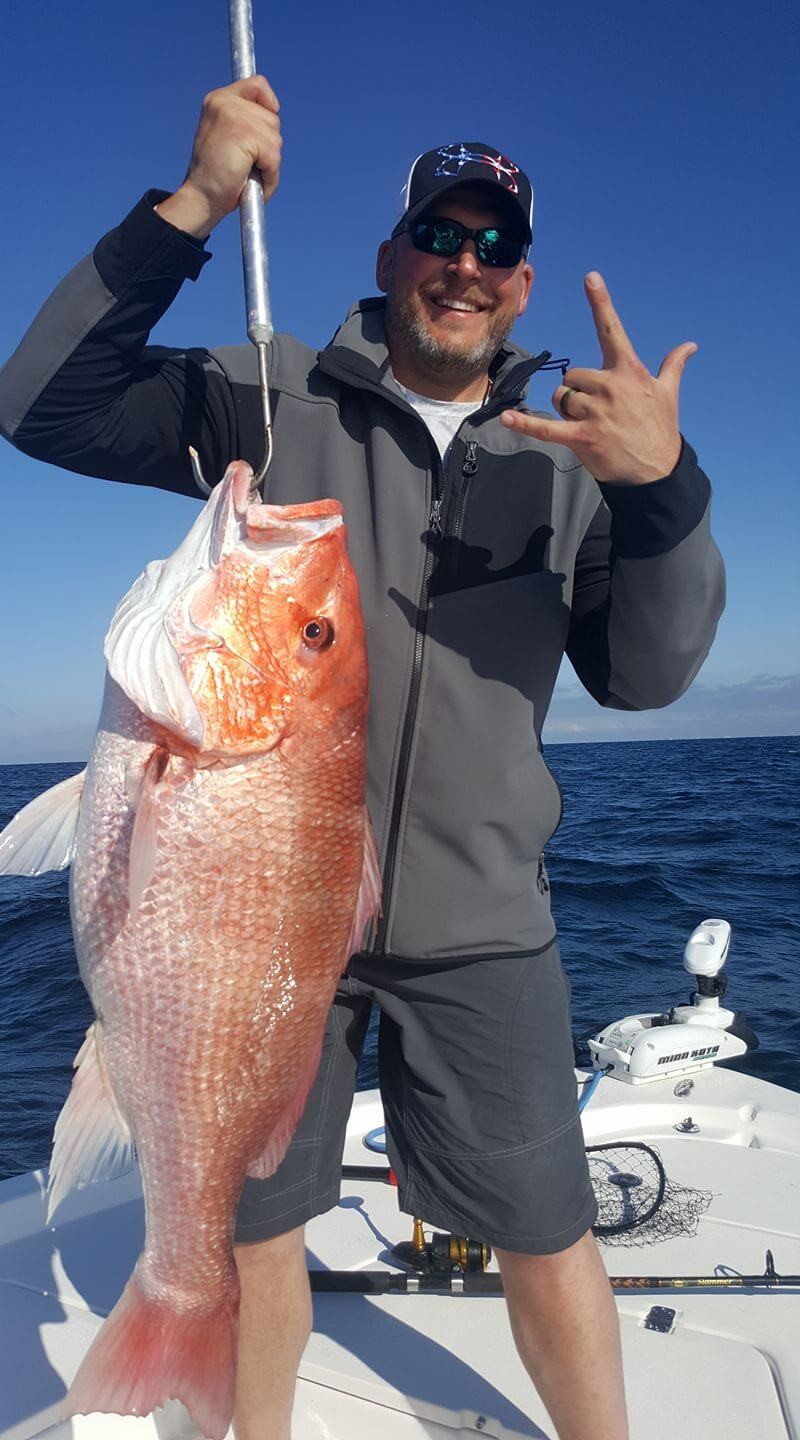 10 Hour Federally Permitted Offshore - 28' Contender | Captain Experiences