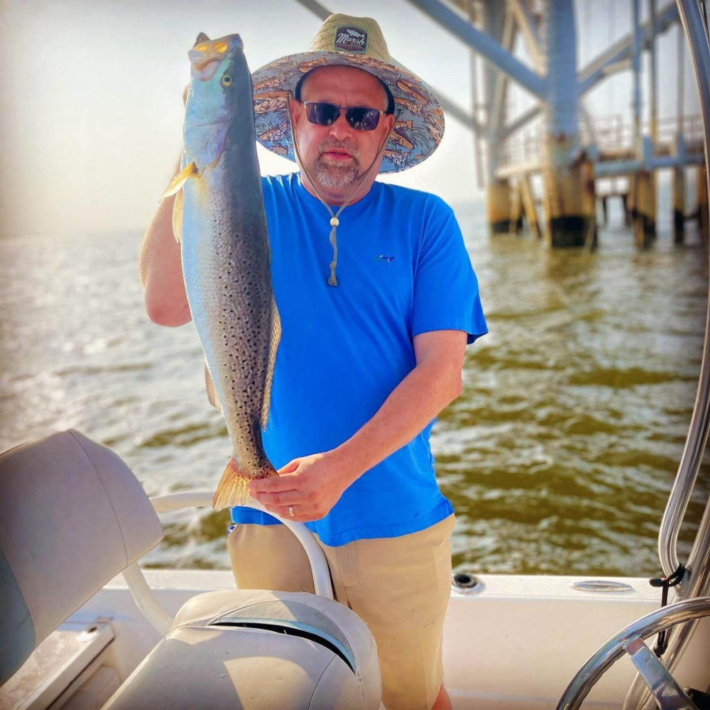 3/4 Day or Half-day Fishing Trip - 25' Epic   Captain Experiences
