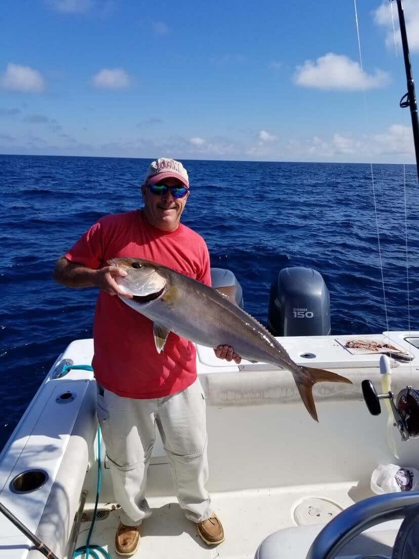 5 Hour Reef/Trolling Trip - 25' Game Fish | Captain Experiences