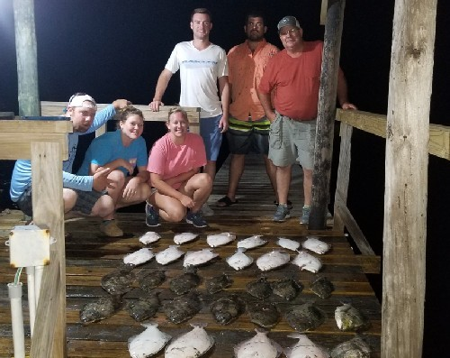 Flounder Gigging Night Trip | Captain Experiences