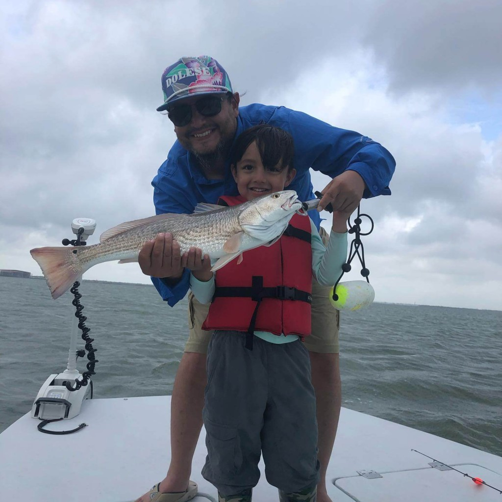 Full Day Rockport Area trip – 21' Shoalwater | Captain Experiences