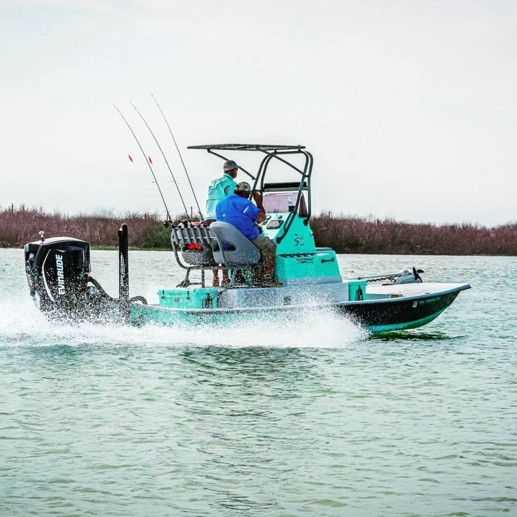 Full Day Baffin Bay trip – 21' Shoalwater | Captain Experiences