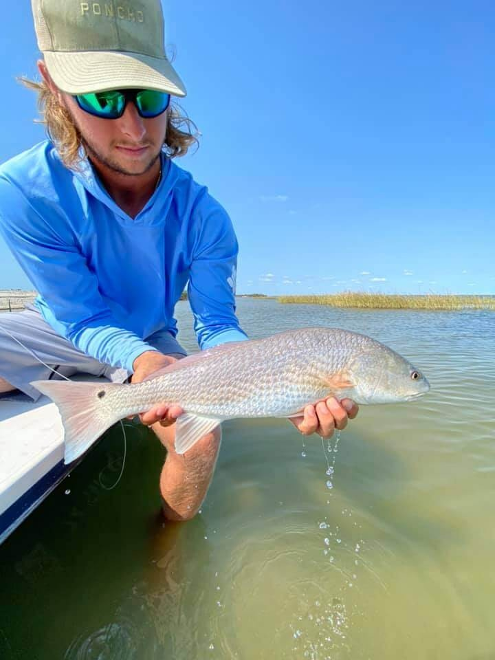 Fly Fish Rockport  - 18' Hell's Bay Boatworks | Captain Experiences