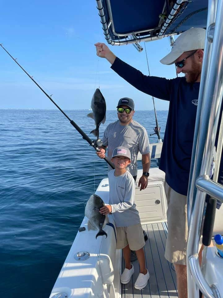 4 Hour Trolling or Bottom Fishing - 25' Cobia | Captain Experiences