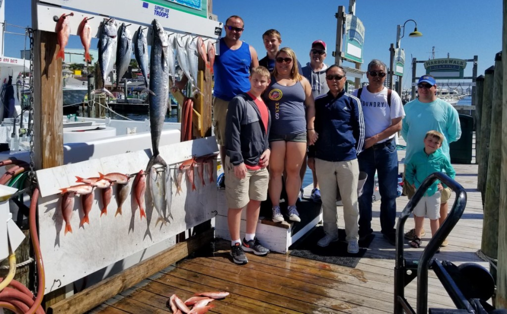 5-8 Hours Fishing Trip - 50' Depender Yachts ( Capacity 44 persons ) | Captain Experiences