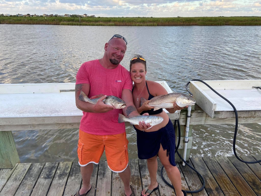 Full Day or Half Day Inshore - 21' Xpress | Captain Experiences