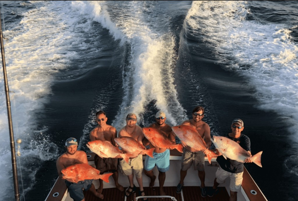 6 Hour Morning or Afternoon - 38' Custom | Captain Experiences