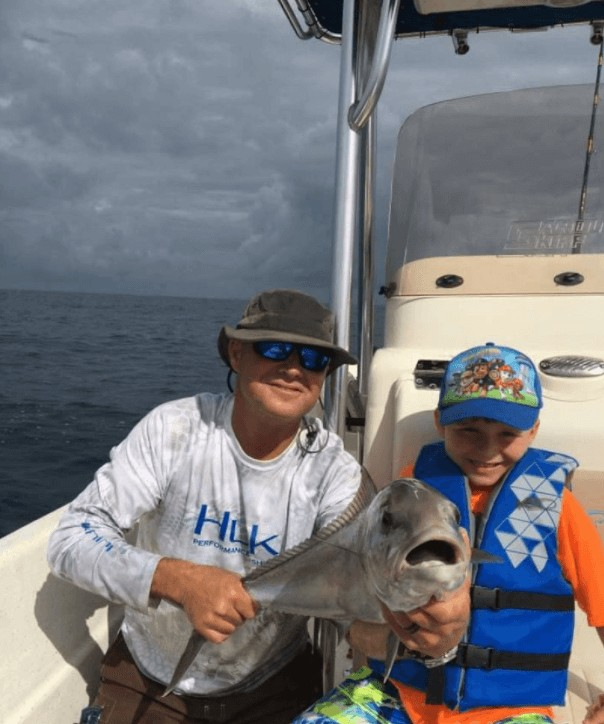 Full Day or Half-day Fishing Trip - 29' Parker | Captain Experiences