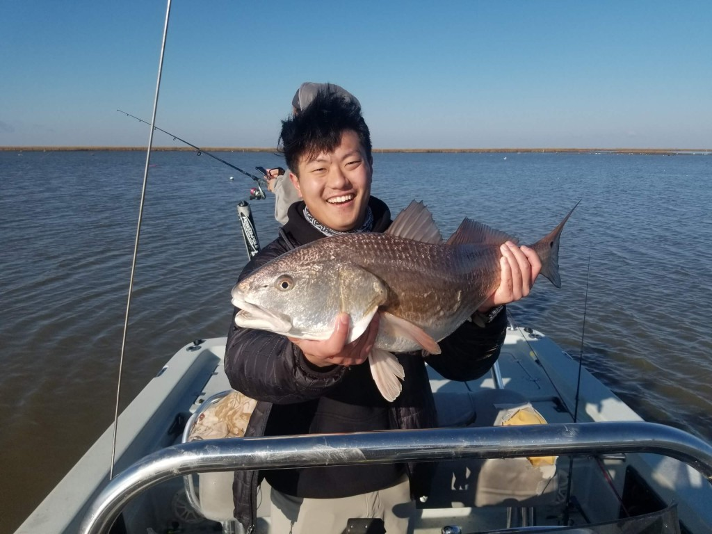 Full Day Calcasieu Lake | Captain Experiences