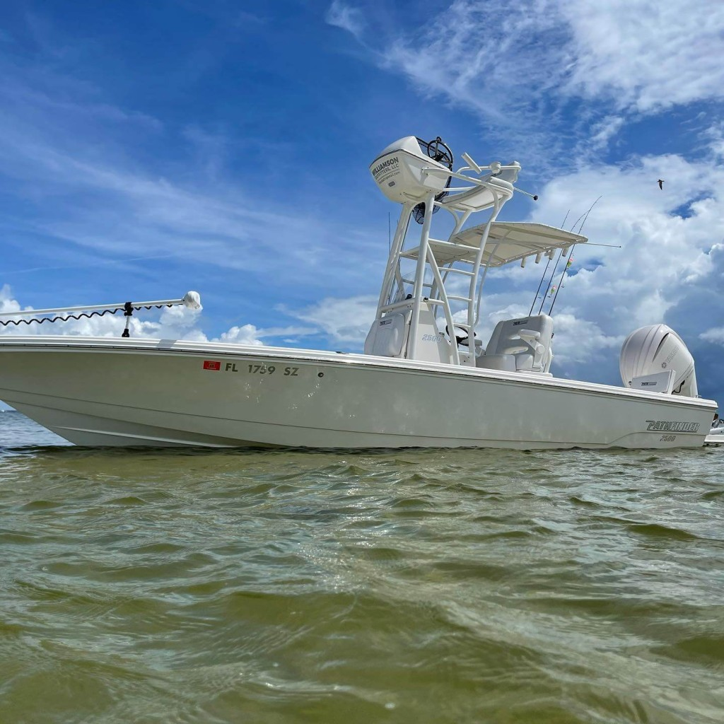 Full Day Triple Tail Adventure- 25' Pathfinder | Captain Experiences