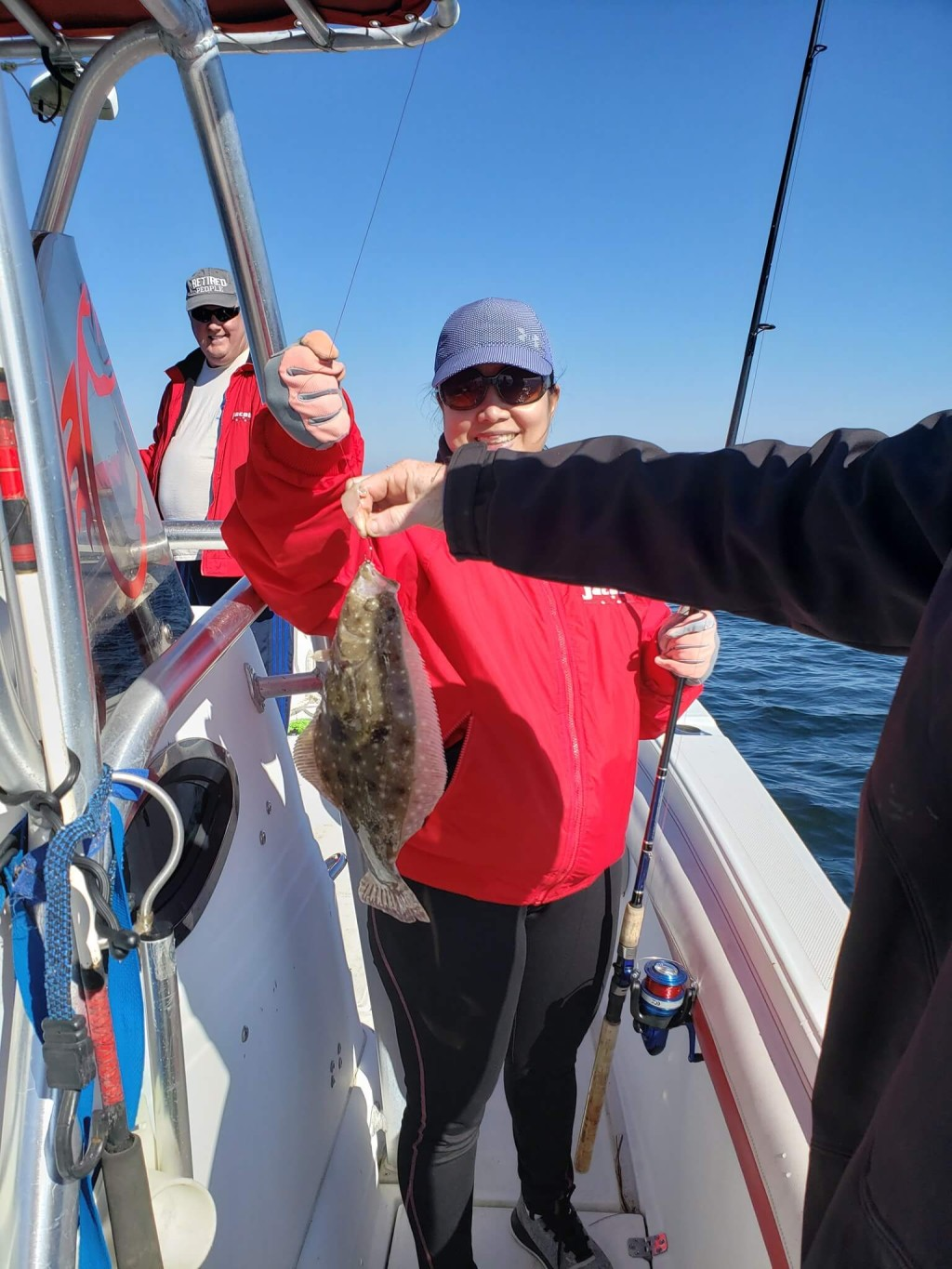 6 Hour Trip Fall/Spring Only - 32' Scarab   Captain Experiences