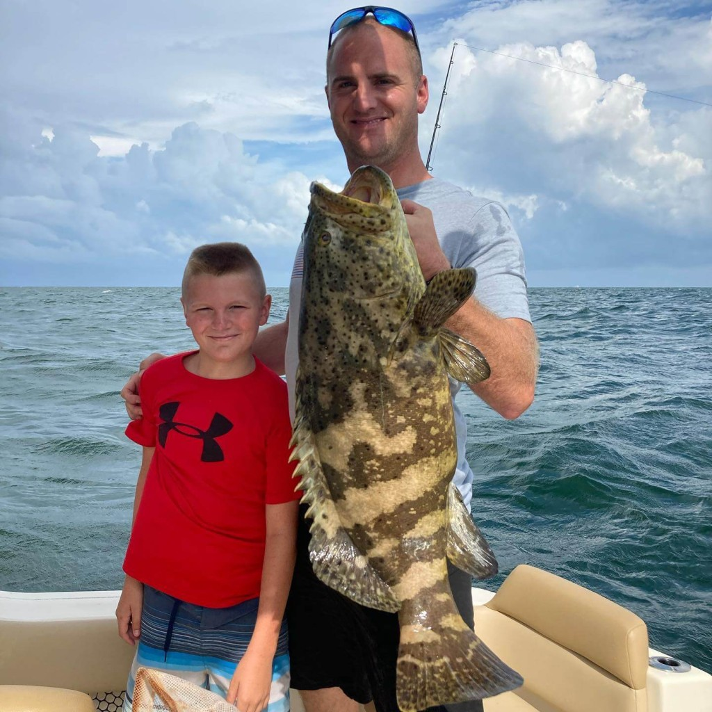 Full Day or Half-day Fishing Trip - 20' Scout   Captain Experiences