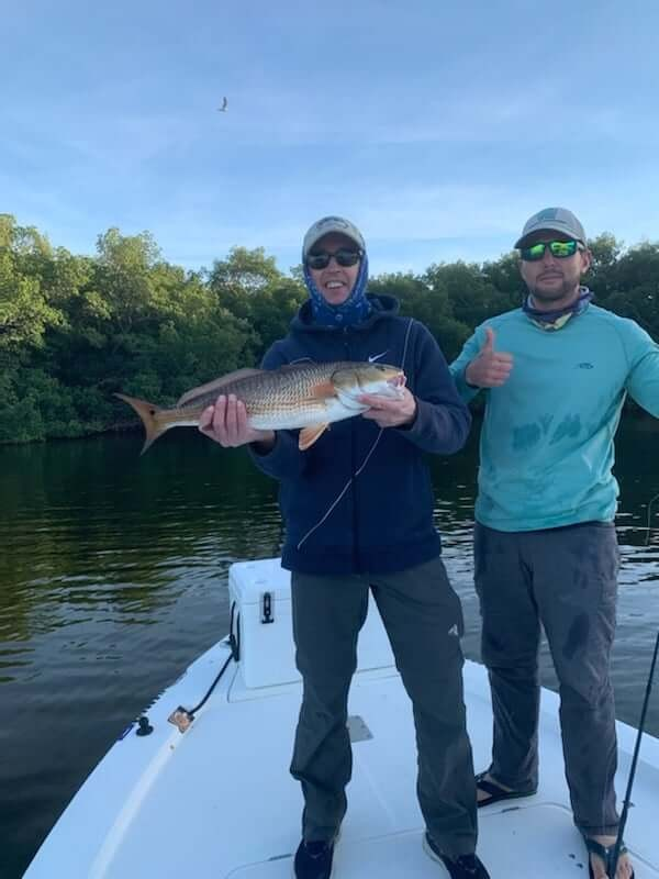 Head First Fishing Charters Inshore Adventure - 22' Century   Captain Experiences