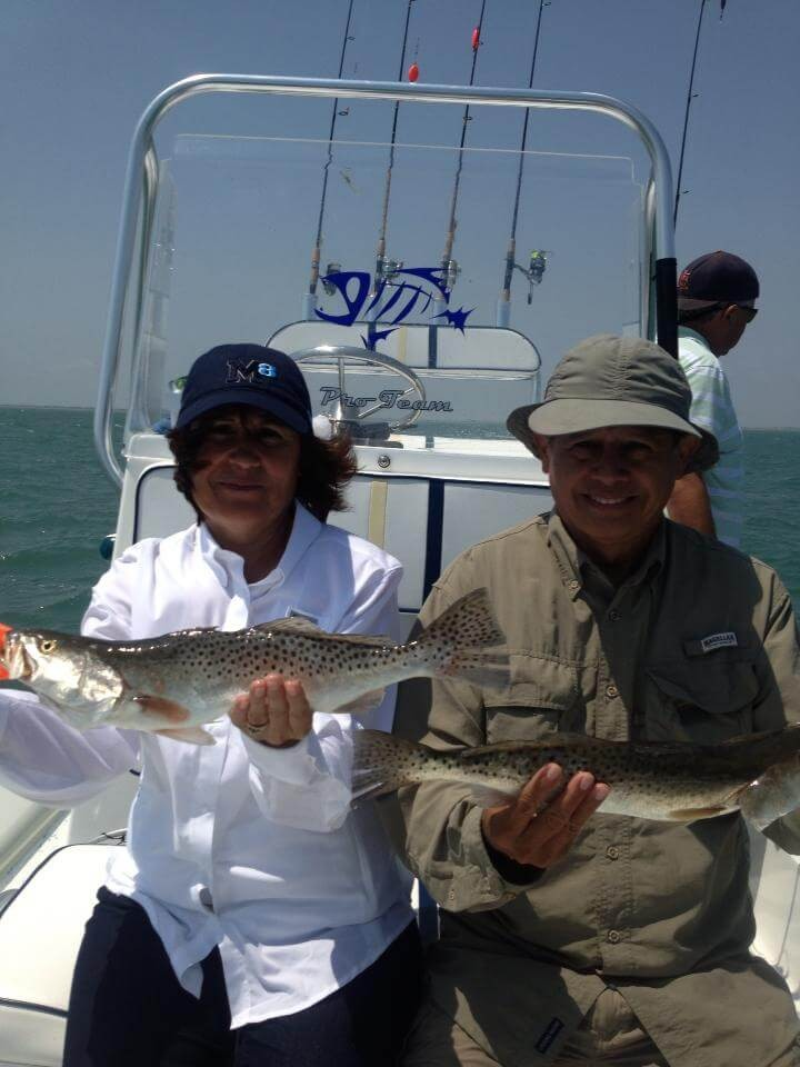 Full Day/Half-day Fishing Trip - 21' Shallow Sport   Captain Experiences