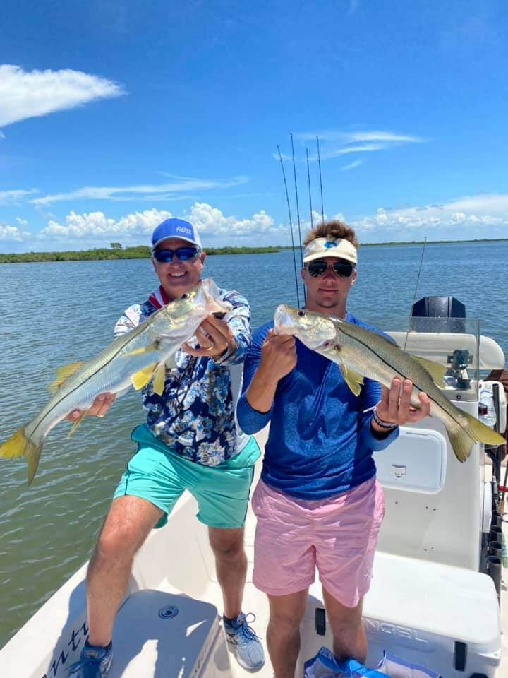 Clearwater Inshore Fishing - 22' Pathfinder | Captain Experiences