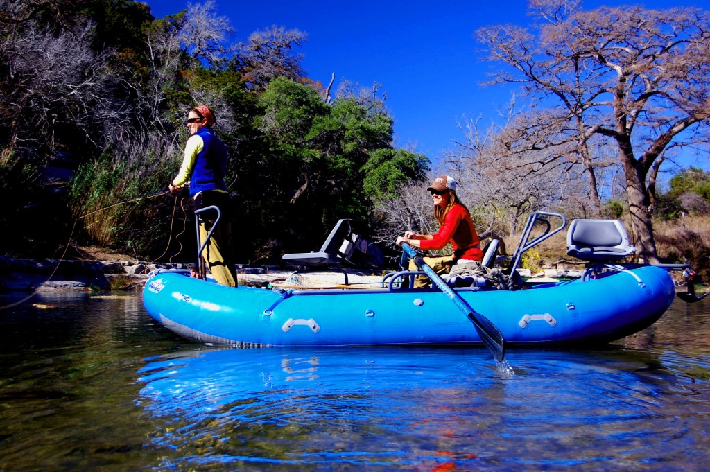 Guadalupe River Drift Boat | Captain Experiences