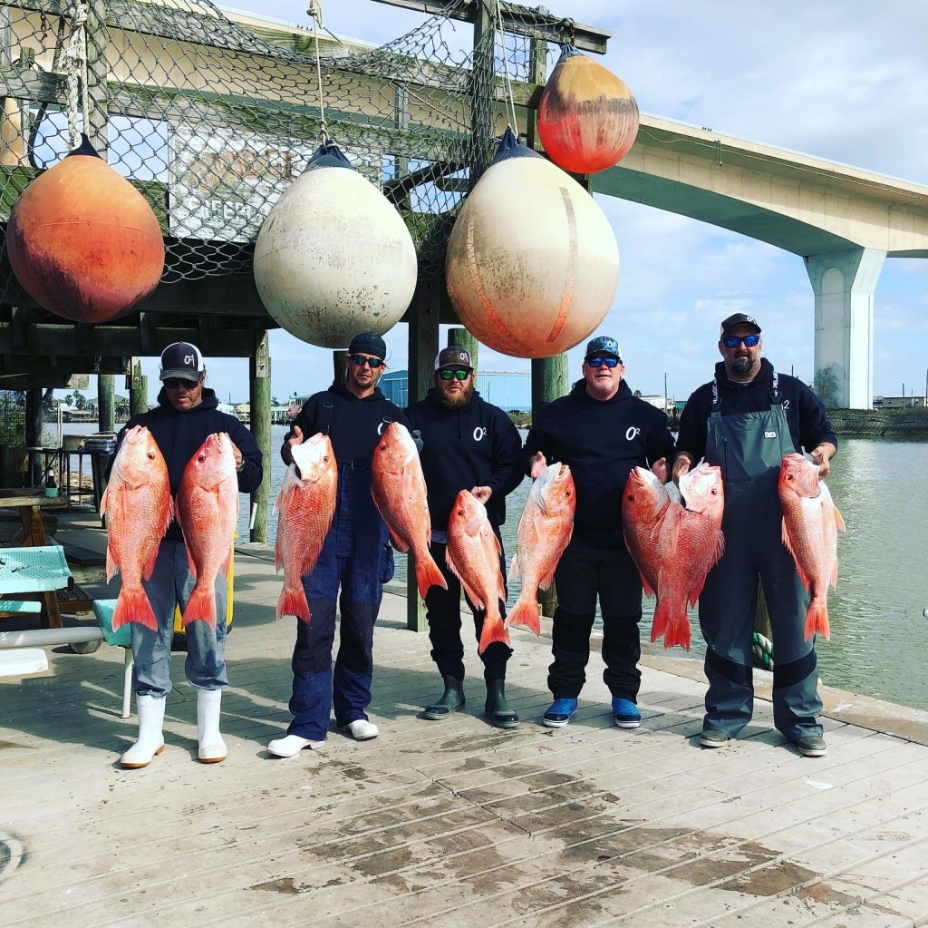 Private Federal Red Snapper Only-6 Hour   Captain Experiences