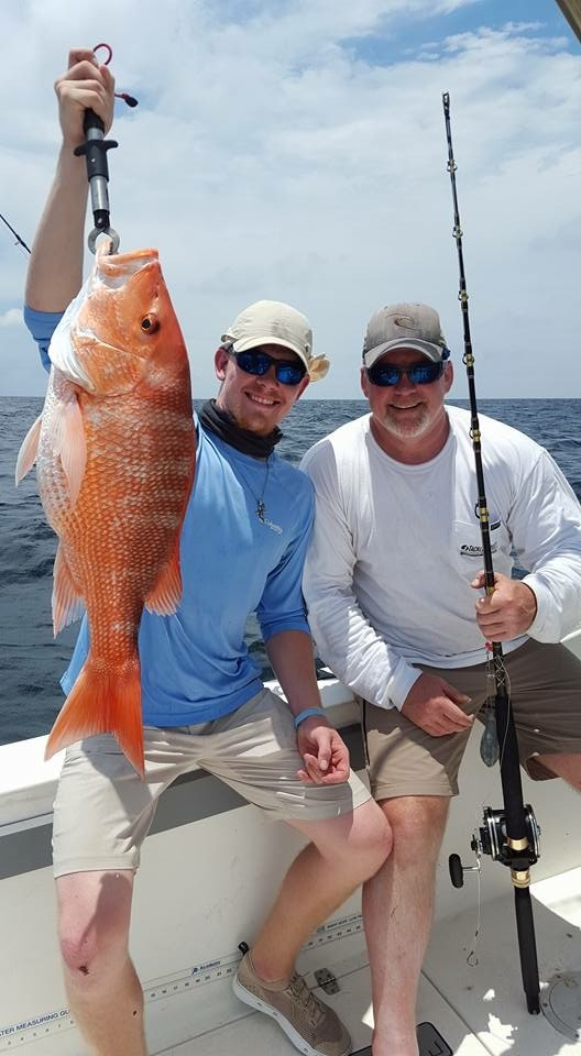 Private Federal Red Snapper Only-6 Hour | Captain Experiences