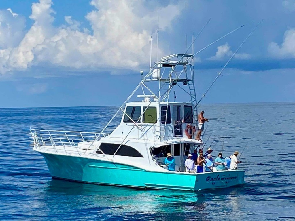 Orange Beach Extended Full Day Offshore | Captain Experiences