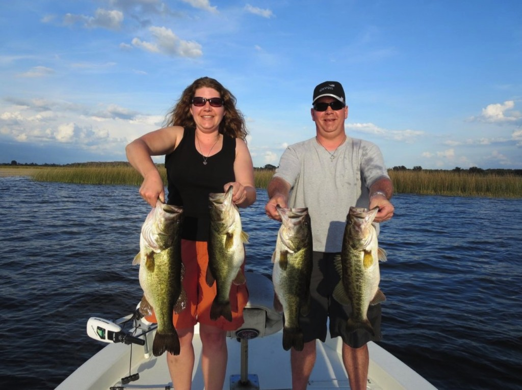 Bass Fishing the Kissimmee Chain of Lakes | Captain Experiences