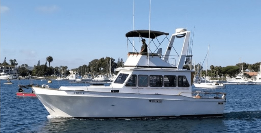 14 Hour Trip (Cali Tuna) - MIDDLE AND OUTER BANKS | Captain Experiences