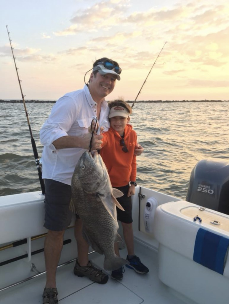 Bay/Jetty fishing charters: 36' Contender boat | Captain Experiences