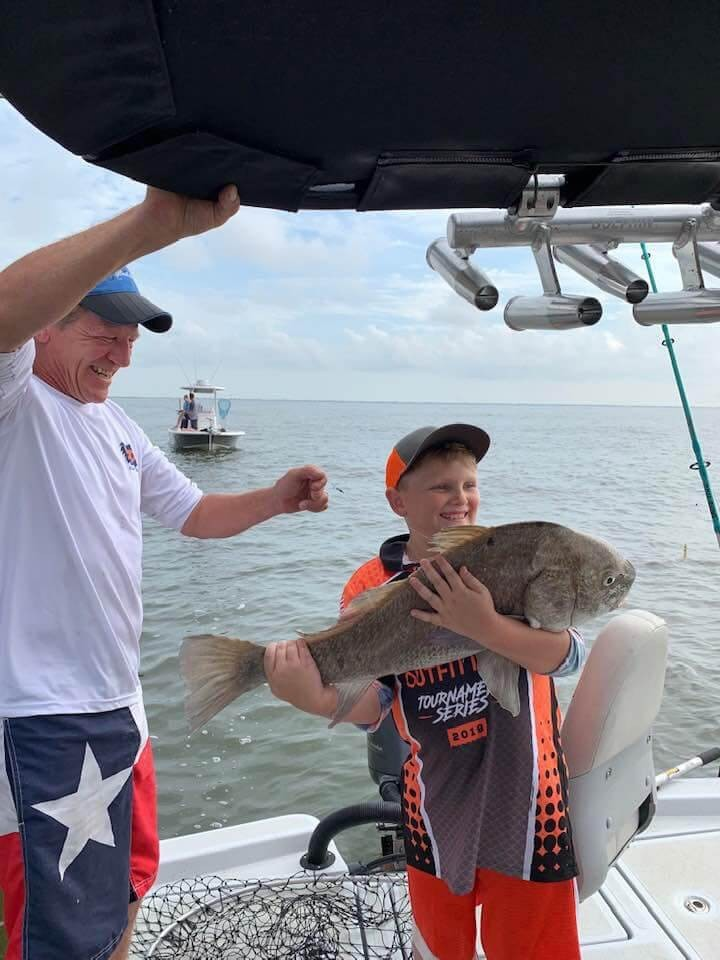 6 Hour Trip – Bay Fishing ( Port O'Connor ) | Captain Experiences