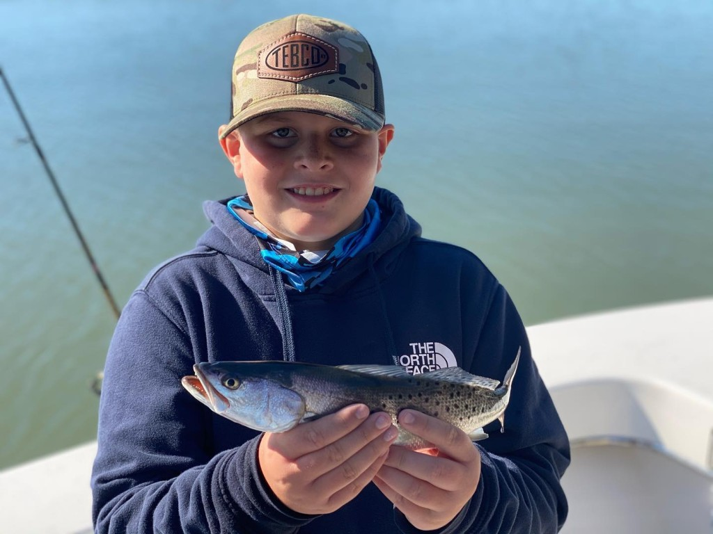 Inshore Half Day, 3/4 Day or Full Day Charter   Captain Experiences
