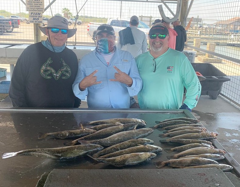 Full Day or ( Half Day AM/PM Option ) Bay Fishing | Captain Experiences